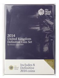 2014 Brilliant Uncirculated Definitive Coin Collection for sale